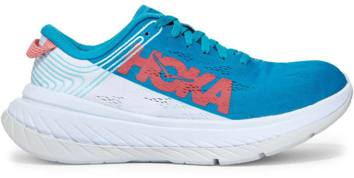 Hoka One One Carbon X Womens Category: Running Color: Caribbean Sea - White ItemNumber: W1102887-CSWT