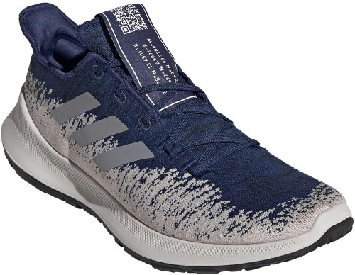 Adidas SenseBounce Plus Mens Category: Running Color: Tech Indigo - Grey Three - Legend Ink ItemNumber: MEF0525