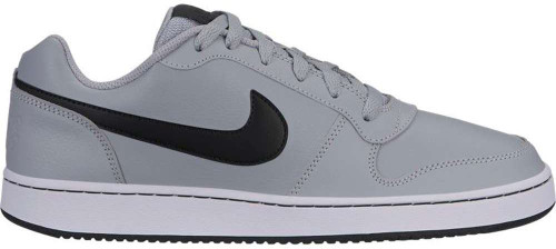 Nike Ebernon Mens Category: Basketball Color: Wolf Grey - Black - White ItemNumber: MAQ1775-005