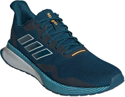 Adidas NovaFvse X Womens Category: Running Color: Tech Mineral - Tech Mineral - ActTeal ItemNumber: WEE9922