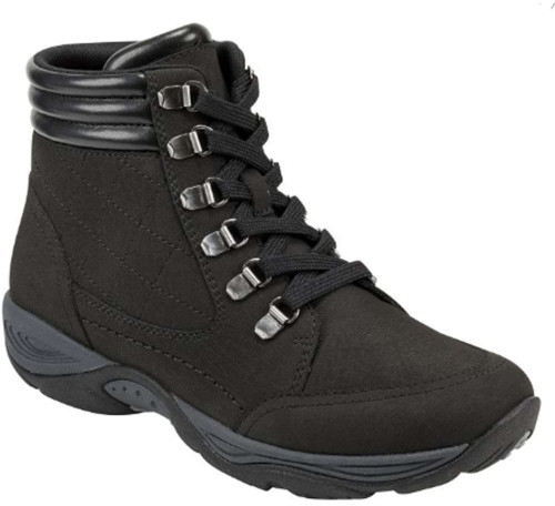 Easy Spirit Excursn Womens Category: Boots Color: Black ItemNumber: WSEEXCURSN-001