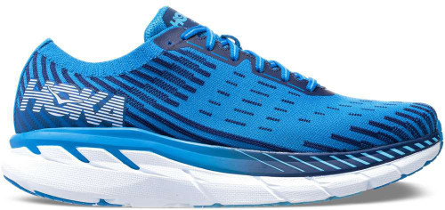 Hoka One One Clifton 5 Knit Mens Category: Running Color: French Blue - Twilight Blue ItemNumber: M1094309-FBTB