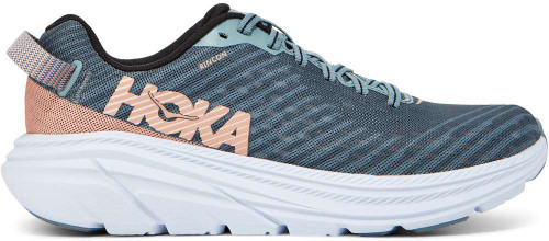 Hoka One One Rincon Womens Category: Running Color: Lead - Pink Sand ItemNumber: W1102875-LPSN