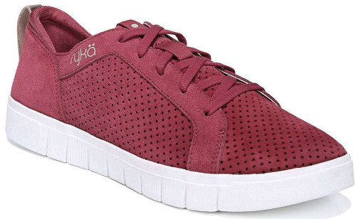 Ryka Haiku Womens Category: Fashion Sneakers Color: Deep Claret ItemNumber: WG1322L-1600