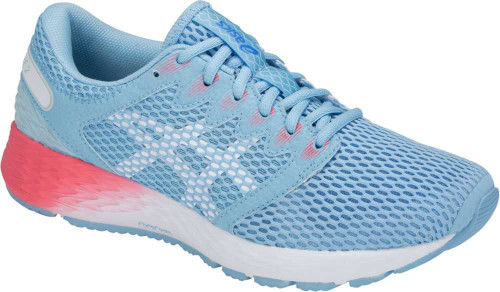 Asics Roadhawk FF 2 Womens Category: Running Color: Deep Aqua - Flash Yellow ItemNumber: W1012A123-401
