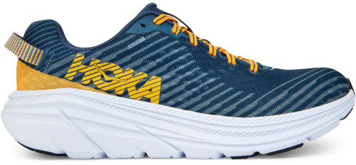 Hoka One One Rincon Mens Category: Running Color: Majolica Blue - Lead ItemNumber: M1102874-MBLD