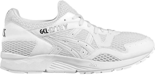Asics GEL-Lyte V Mens Category: Running Color: White - White ItemNumber: MH7K2N-0101