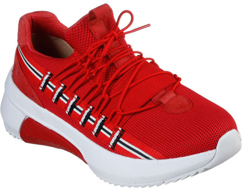 Mark Nason Modern Jogger 2-0 Loop Womens Category: Fashion Sneakers Color: Red ItemNumber: W69322RED