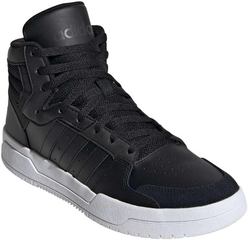 Adidas Entrap Mid Mens Category: Basketball Color: Core Black - Core Black - Grey Six ItemNumber: MEH1263