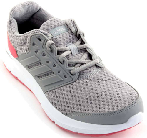 Adidas Galaxy 3 Womens Category: Running Color: Grey Three - Grey Two - Real Pink ItemNumber: WCP8813