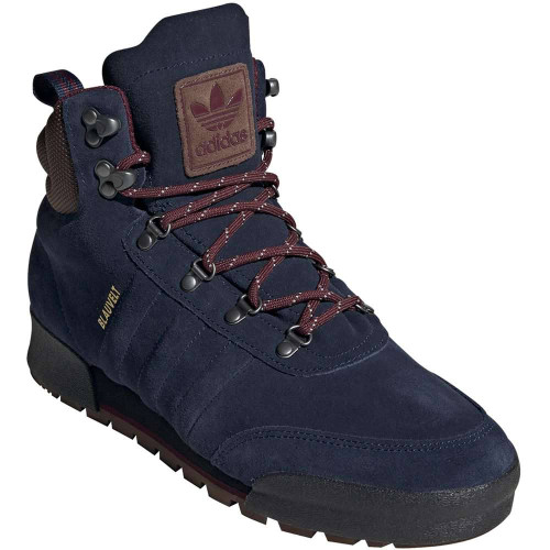 Adidas Jake Boot 2-0 Mens Category: Boots Color: Collegiate Navy - Maroon - Brown ItemNumber: MEE6207