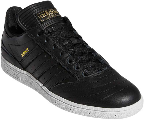 Adidas Busenitz Mens Category: Fashion Sneakers Color: Core Black - Gold Metallic - Cloud White ItemNumber: MEE6249