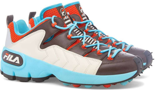Fila Trailpacer Mens Category: Outdoor Color: Gard - Espresso - Tant ItemNumber: M1RM00771-158