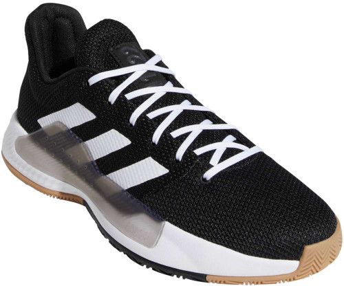 Adidas Pro Bounce Madness Low 2019 Mens Category: Basketball Color: CoreBlack - White - SolidGrey ItemNumber: MBB9280