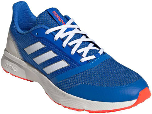 Adidas Nova Flow Mens Category: Running Color: Glo Blue - White - Solar Red ItemNumber: MEH1370