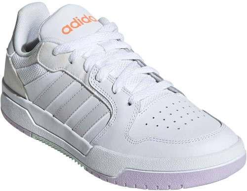 Adidas Entrap Womens Category: Basketball Color: White - Dash Grey - Amber Tint ItemNumber: WEH1297