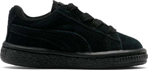 Puma Puma Suede Toddler Boys Category: Fashion Sneakers Color: Black - Puma Silver ItemNumber: T353636-19
