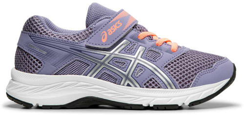 Asics Contend 5 PS Girls Category: Running Color: Ash Rock - Silver ItemNumber: G1014A048-503