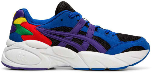 Asics GEL-Bnd Womens Category: Fashion Sneakers Color: Black - Gentry Purple ItemNumber: W1022A129-002