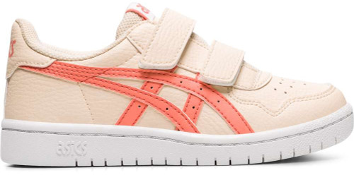 Asics Japan S PS Girls Category: Fashion Sneakers Color: Pink - Guava ItemNumber: G1194A077-700