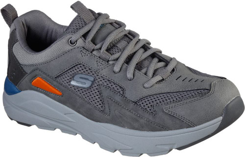 Skechers Verrrado Randen Mens Category: Fashion Sneakers Color: Grey ItemNumber: M210037GRY