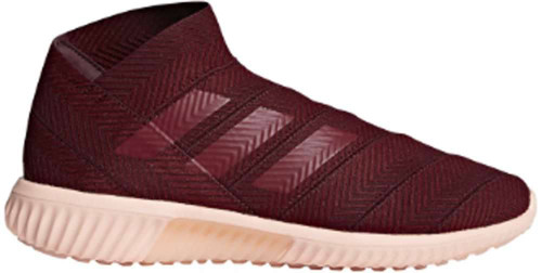 Adidas Nemeziz Tango 18-1 Mens Category: Indoor Court Color: Maroon - CollegiBurgundy - ClearOrange ItemNumber: MAC7357