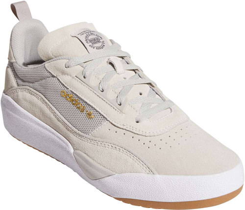 Adidas Liberty Cup Mens Category: Skate Color: Cloud White - Gum - Gold Metallic ItemNumber: MEE6111