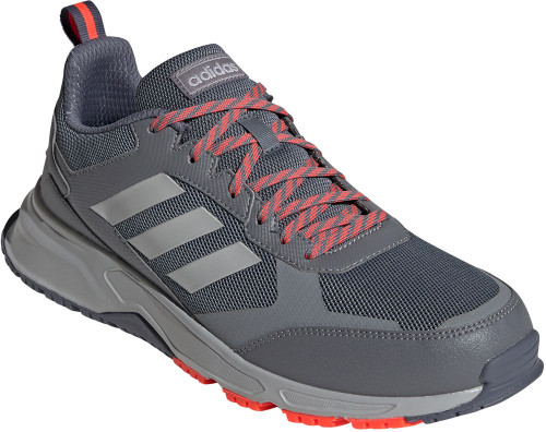 Adidas Rockadia Trail 3-0 Mens Category: Running Color: Grey - Grey Two F17 - Solar Red ItemNumber: MEG3470