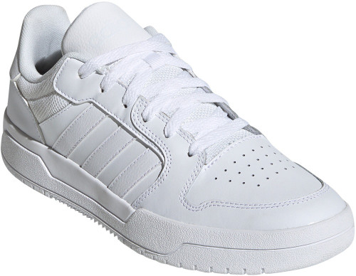 Adidas Entrap Mens Category: Basketball Color: Cloud White - Cloud White - Cloud White ItemNumber: MEH1865