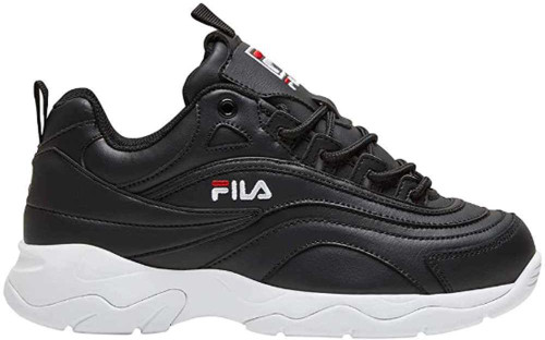 Fila Disarray Womens Category: Fashion Sneakers Color: Black - White ItemNumber: W5CM00783-014