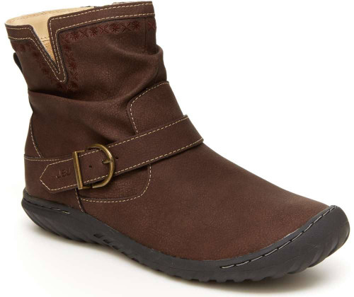 Jbu Dottie Womens Category: Boots Color: Dark Brown ItemNumber: WB9DOT34