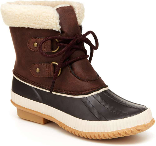 Jambu Cleveland Womens Category: Boots Color: Brown ItemNumber: WB9CLV34