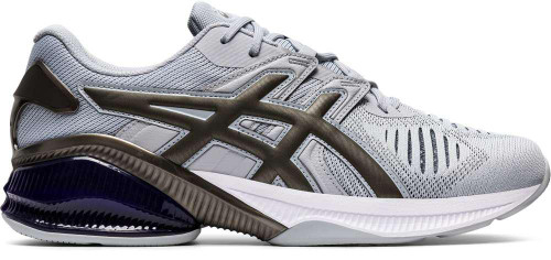 Asics GEL-Quantum Infinity Jin Mens Category: Running Color: Piedmont Grey - Gunmetal ItemNumber: M1021A184-020