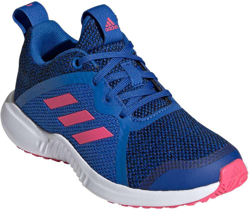 Adidas FortaRun X Girls Category: Running Color: Blue - Real Pink - Core Black ItemNumber: GG27208