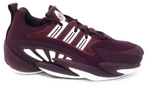 Adidas SM Crazy BYW 2-0 Team Mens Category: Basketball Color: Maroon - White - Maroon ItemNumber: MFV7102