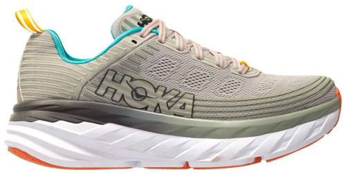 Hoka One One Bondi 6 Wide Womens Category: Running Color: Vapor Blue - Wrought Iron ItemNumber: W1019272-VBWI