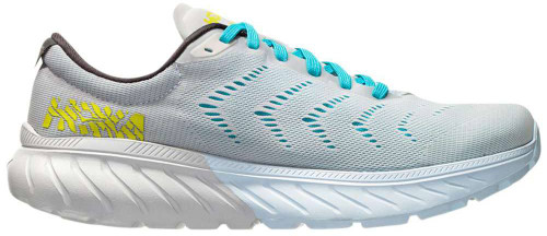 Hoka One One Mach 2 Womens Category: Running Color: White - Nimbus Cloud ItemNumber: W1099722-WNCL