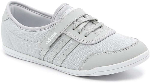 Adidas Diona Womens Category: Fashion Sneakers Color: Grey Two - Metallic Silver - White ItemNumber: WB28165