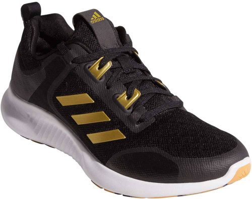 Adidas Edgebounce 1-5 Womens Category: Running Color: Core Black - Gold Metallic - Cloud White ItemNumber: WEF6996