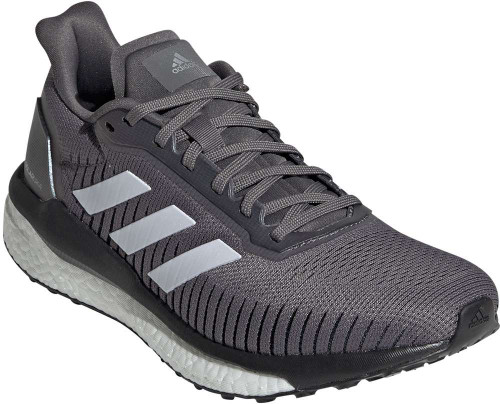 Adidas Solar Drive 19 Womens Category: Running Color: Grey Four - Cloud White - Glow Pink ItemNumber: WEF0781