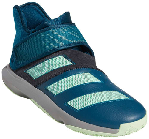 Adidas Harden B-E 3 Mens Category: Basketball Color: TecMin - Active Teal - Grey Three ItemNumber: MEE3888