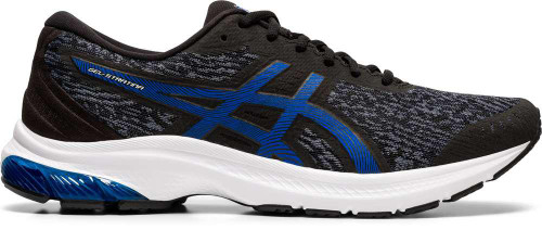 Asics GEL-Kumo Lyte Extra Wide Mens Category: Running Color: Black - Tuna Blue ItemNumber: M1011A871-001