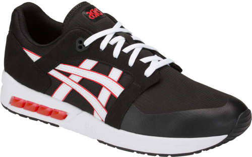 Asics GEL-Saga Sou Mens Category: Fashion Sneakers Color: Black - White ItemNumber: M1191A112-001