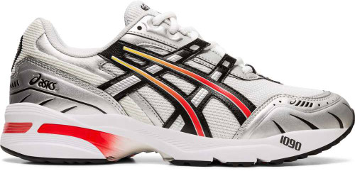 Asics GEL-1090 Mens Category: Running Color: Whte - Black ItemNumber: M1021A285-100