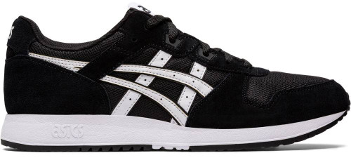 Asics Lyte Classic Mens Category: Fashion Sneakers Color: Black - White ItemNumber: M1191A297-001