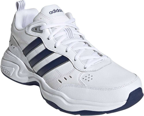 Adidas Strutter Wide Mens Category: Fashion Sneakers Color: Dark Blue - Matte Silver - Active Gold ItemNumber: MEG5142