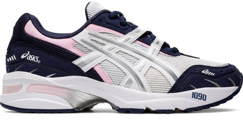 Asics GEL-1090 Womens Category: Running Color: White - Pure Silver ItemNumber: W1022A289-100