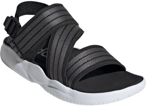 Adidas 90s Sandals Womens Category: Sandals Color: Core Black - Grey Six - Cloud White ItemNumber: WEG7647