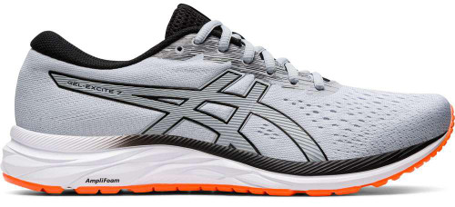 Asics GEL-Excite 7 Extra-Wide Mens Category: Running Color: Piedmont Grey - Black ItemNumber: M1011A656-020