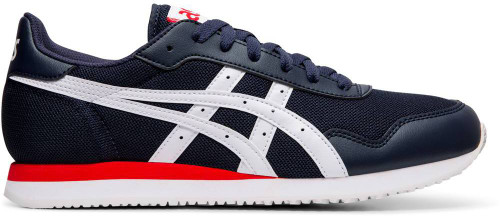 Asics Tiger Runner Mens Category: Fashion Sneakers Color: Midnight - White ItemNumber: M1191A207-400